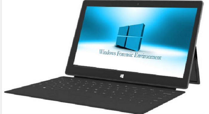 Image a Surface Pro using bootable UEFI WinFE